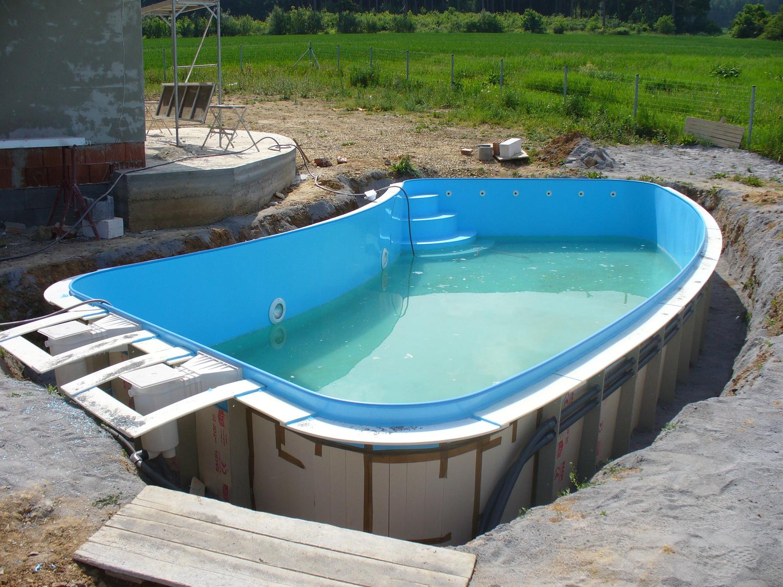 Proč A Jak Si Vybrat Plastový Bazén Rentmil